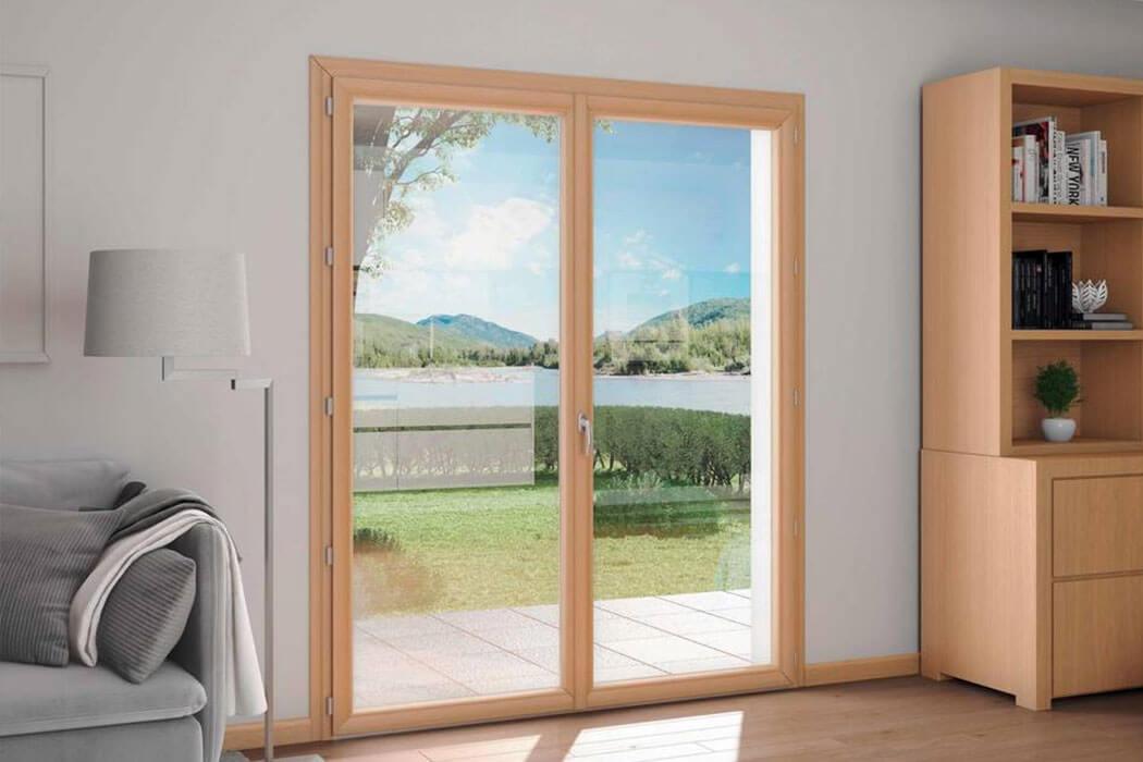 Fenêtre et porte-fenêtre bois de Parthenay Menuiserie 17