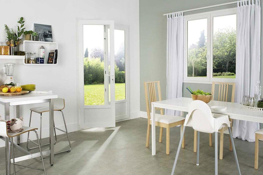 Fenêtre et porte-fenêtre PVC de Parthenay Menuiserie 17