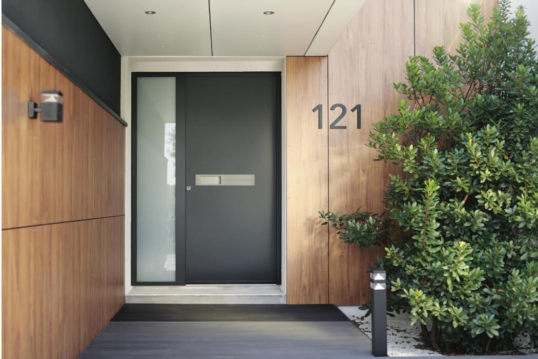 Porte d'entrée Parthenay Menuiserie 17